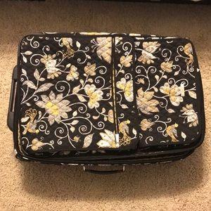 Vera Bradley Rolling Suitcase